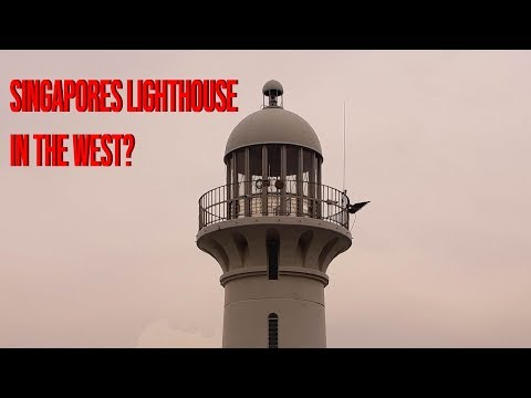 Singapore on a budget! Johor Straits Lighthouse? where?