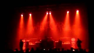 Whitechapel - Hate Creation live 2012