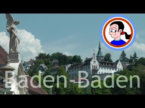 Destination: Baden-Baden