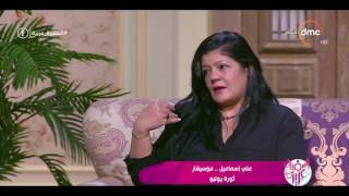 فيديو.. ابنة الموسيقار علي إسماعيل تحكي كواليس أغنية «أم البطل»