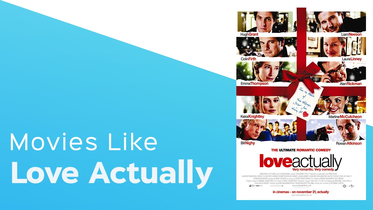 Download 4 Movies like Love Actually - itcher playlist