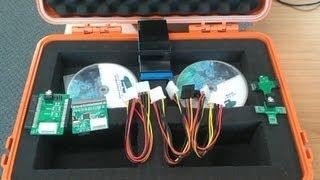 Western Digital Hard Drive Repair Tool Kits Dfl