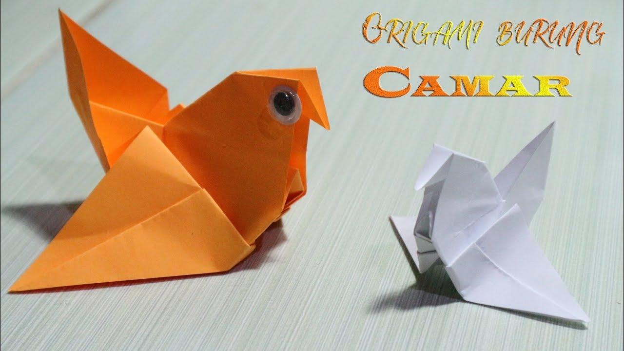 53+ Gambar Binatang Origami Gratis