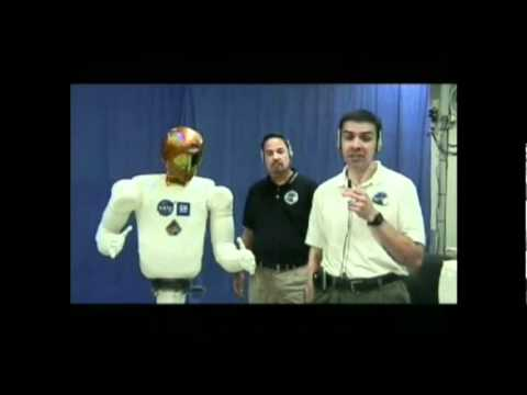 Dr. Kiki's Science Hour 76: Robot In Space!!!