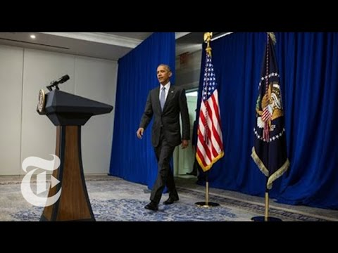 Obama On Weekend Bombings And Attacks In NY And NJ | The New York Times