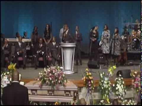 'Here I Am'  at MaLinda Sapp's Funeral