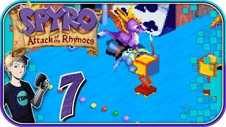 Spyro Attack of the Rhynocs - Part 7: Painful Magic Tricks