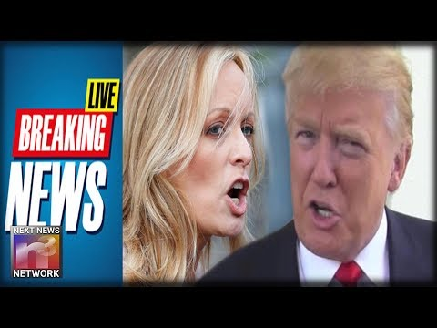 BREAKING: Trump DESTROYS Stormy Daniels Right After Federal Judge Hands Her WORST NEWS of Her Life