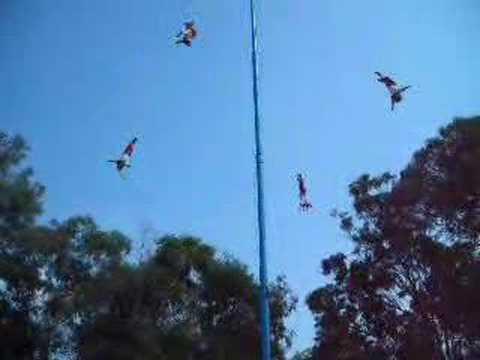 Flying Totonac's