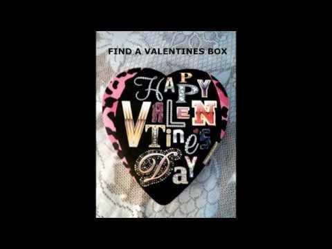Valentines Day ChocolateJewelry Box YouTube