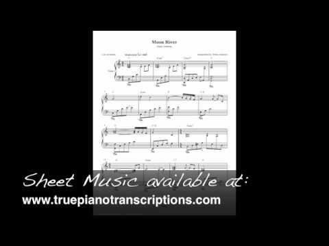 Moon River - Henry Mancini - Piano