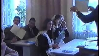 Последний первый урок 2005