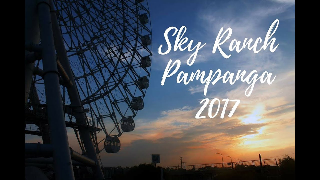 Sky Ranch Pampanga Experience | With Sep and Furs