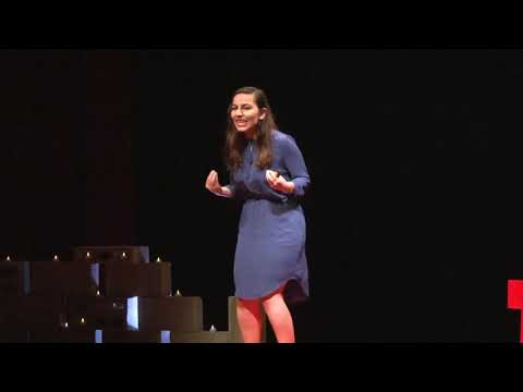 I have ADHD, What is Your Superpower?   Negar (Nikki) Amini   TEDxWPI