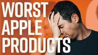 5 WORST Apple Products You've NEVER Heard of