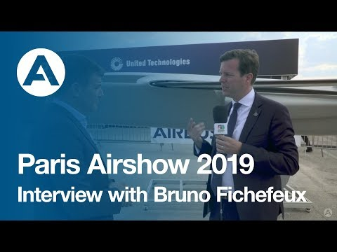 Interview with Bruno Fichefeux Airbus' head of FCAS