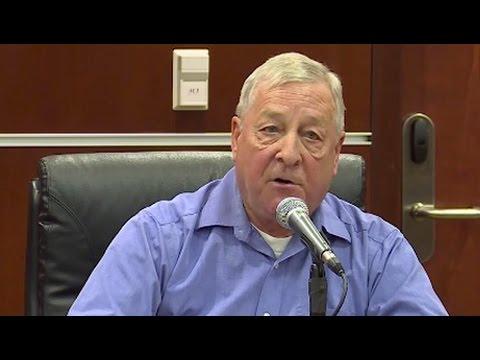 The People's Tribunal on the Iraq War, Day One: Philip Geraldi