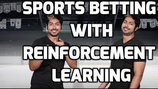 Sports Betting with Reinforcement Learning