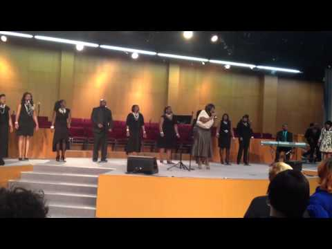 Kelly Price - Jesus Is A Love Song - Clark Sisters Tribute