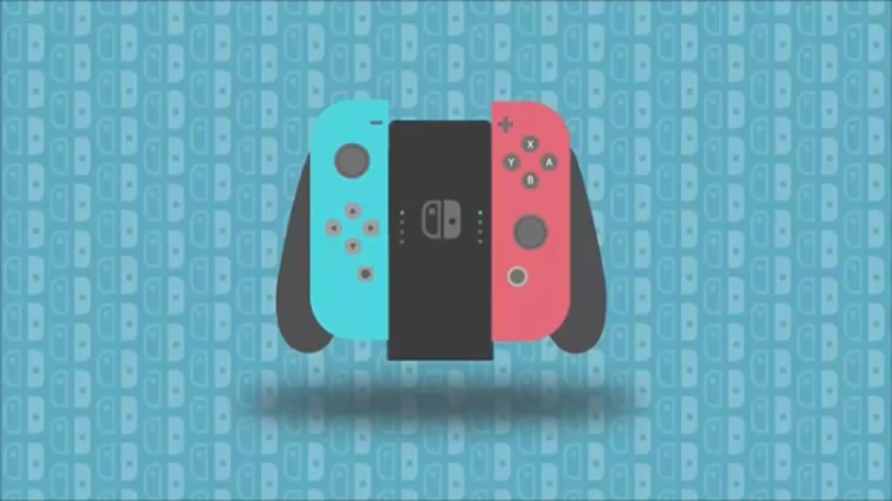 FREE 2D Nintendo Switch After Effects Intro Template 730 Tutorial YouTube
