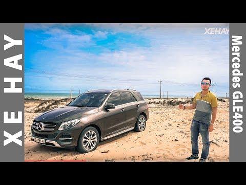 nhận xét xe Mercedes-Benz GLE400 4MATIC [XEHAY.VN]   4K 