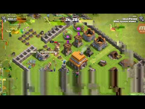 Buying Barbarian king  with gems (Clash of Clans)