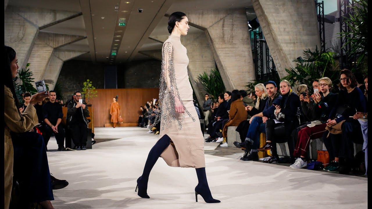 loewe fall winter 20162017 full fashion show