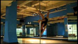 POLE DANCE COMPETITION SUBMITION