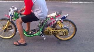 Drag Liar Yamaha Mio vs Supra