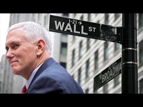 Wall Street adopts the Pence Rule