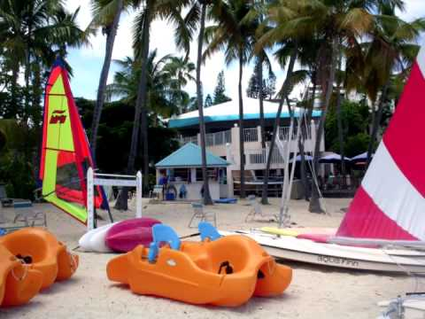 Elysian Beach Resort On Cowpet Bay St Thomas Usvi Near Village Of Red Hook You