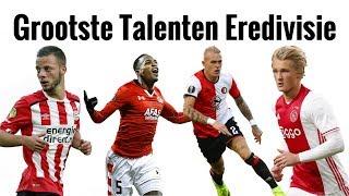 Grootste talenten eredivisie!