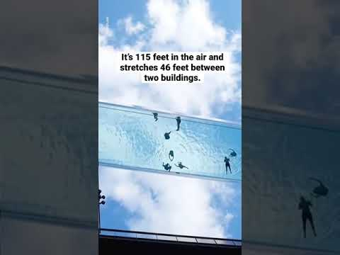 A pool with a glass bottom has opened in London | USA TODAY