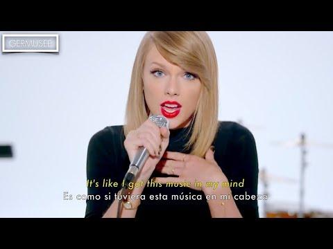 Taylor Swift - Shake It Off (Subtitulada en Español/English sub) [Official Video]