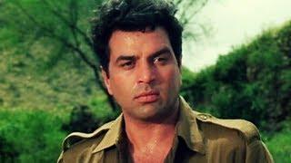 Mera Gaon Mera Desh - Part 8 Of 10 - Dharmendra - Asha Parekh - Superhit Bollywood Films