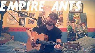 Gorillaz - Empire Ants - Cover