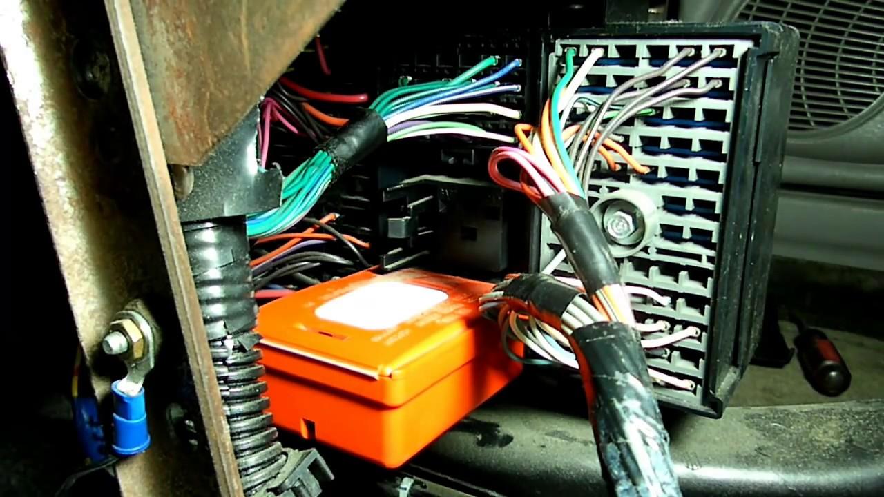2001 saturn sl1 headlight wiring diagram honda crx s series turn signal flasher replacement youtube