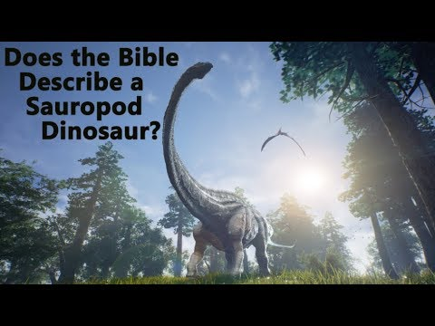 But behemoth can't be a sauropod! Or can he? - Talk Genesis