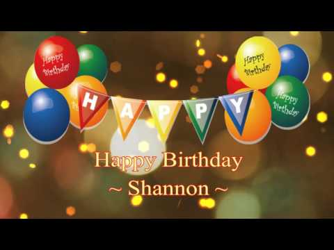 Personalized Happy Birthday Song 1