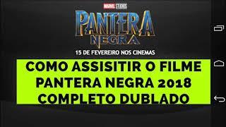 Filme Pantera Negra on line dublado