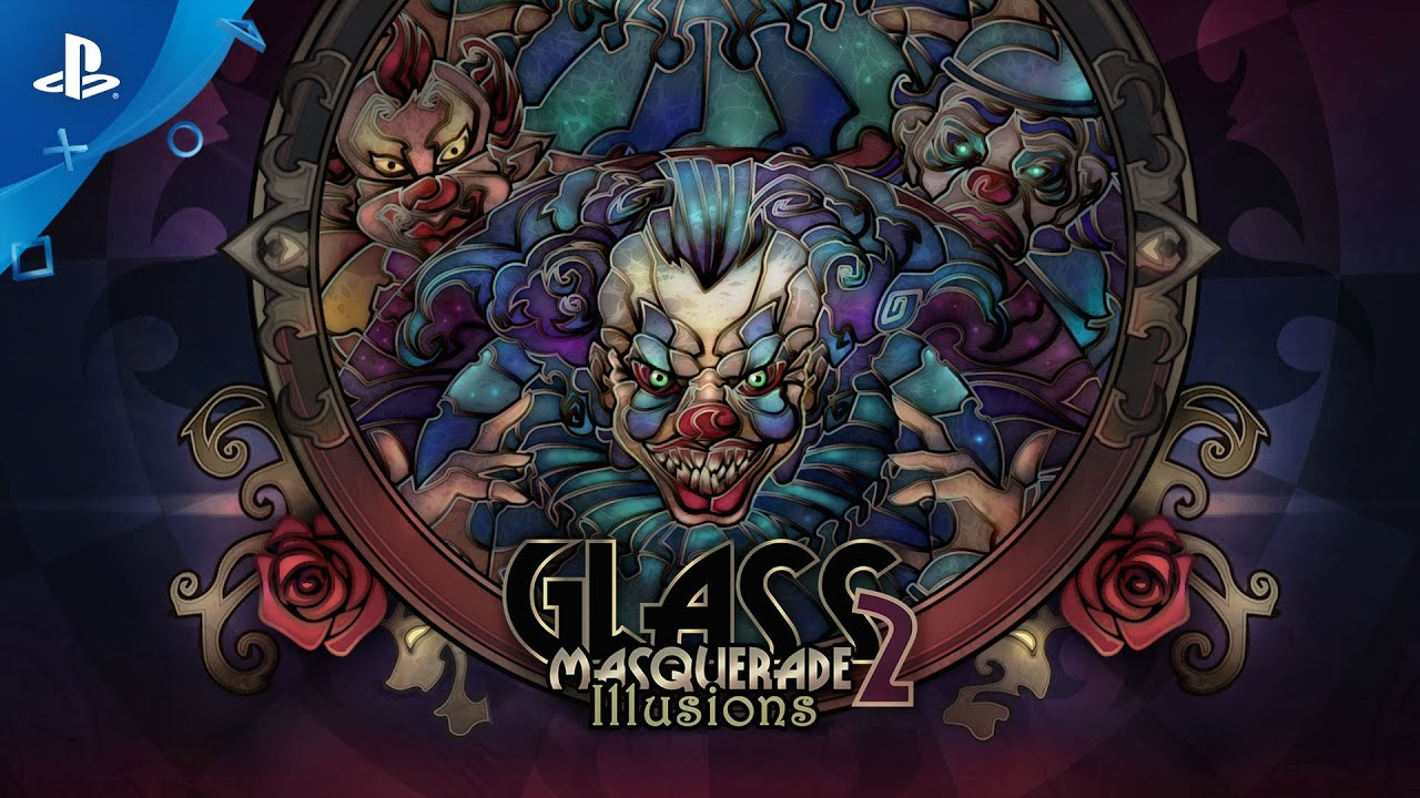 Glass Masquerade 2: Illusions - Trailer | PS4