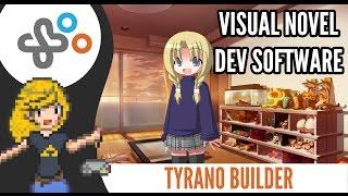 tyrano builder review   visual novel dev software no coding required