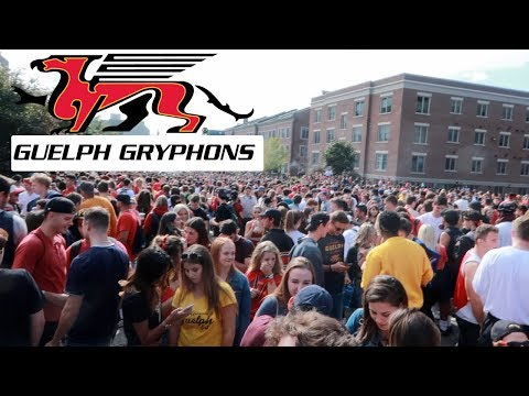 University of Guelph Homecoming 2018