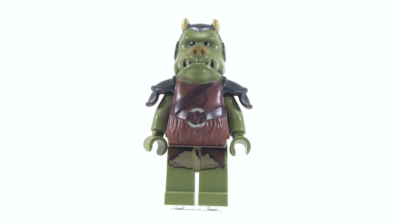 Lego star wars 2012 gamorrean guard minifigure youtube - Star wars gamorrean guard ...