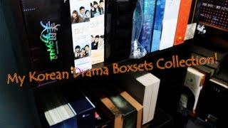 My K-Drama DVD / BluRay Boxset Collection 2016