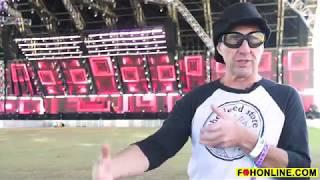 Using the Rat Sound SuperSub Subwoofers at Coachella