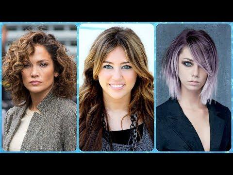 20 frisurideen für schwarze haare mit strähnen für damen