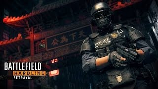 Battlefield Hardline - Betrayal Cinematic Official Trailer (2016) | Electronic Arts Game HD