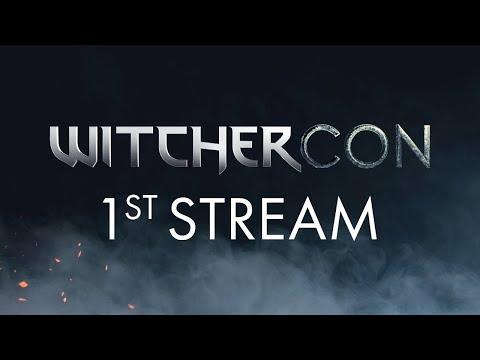 WitcherCon – 1st Stream