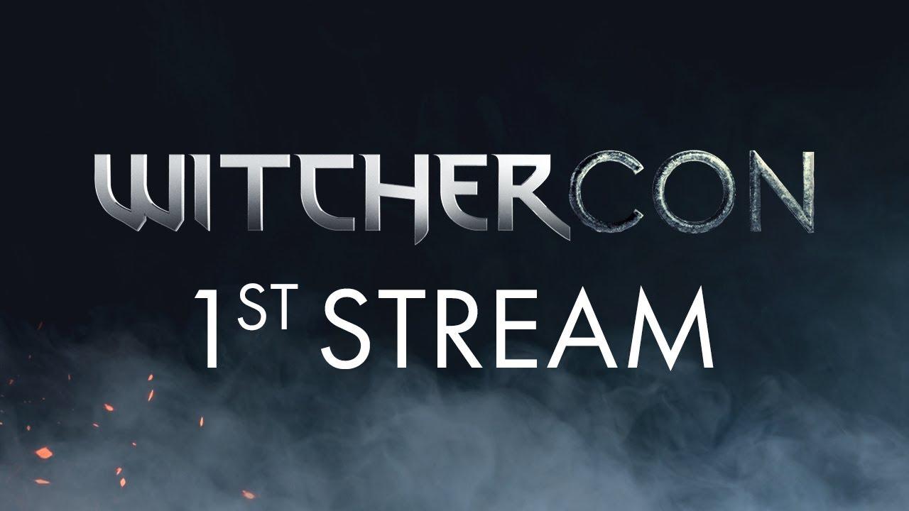 Download WitcherCon – 1st Stream
